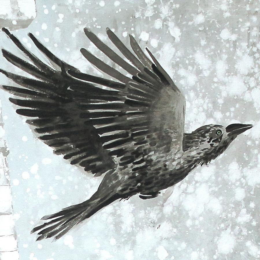 Три ворона