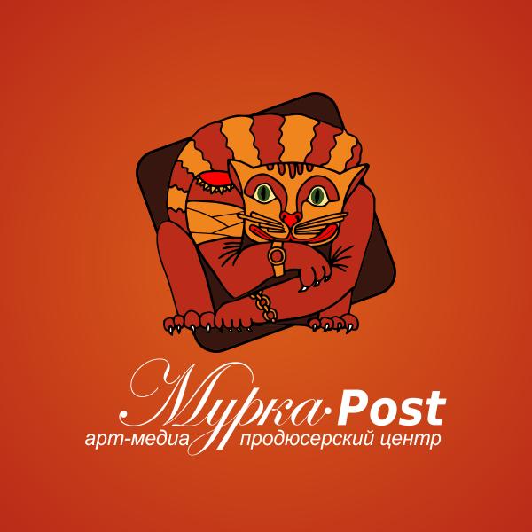 Логотип продюсерского центра «Муракапост»