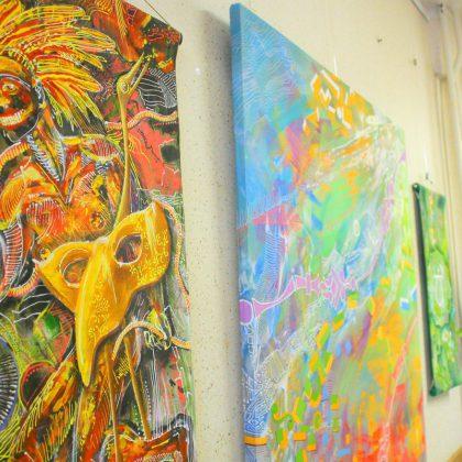 Выставка живописи 2016