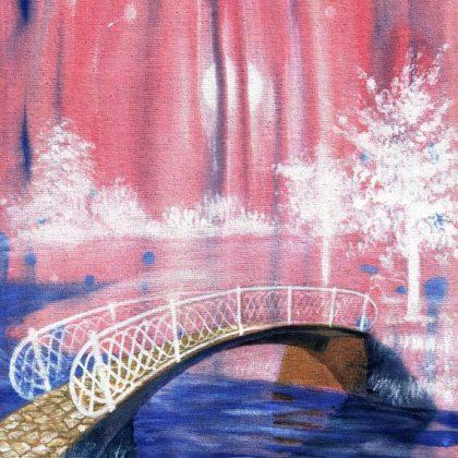 Мост на Лососинке