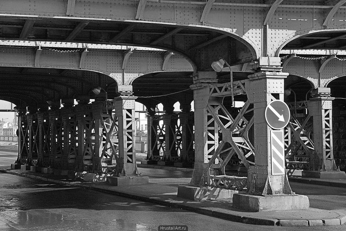 Мост Витебского вокзала