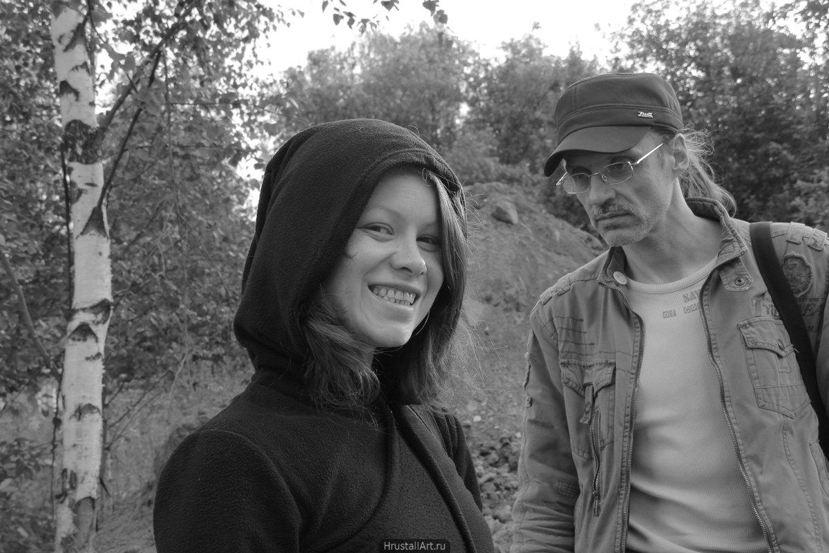 Фото-манга по Достоевскому «Раскольников и Оленька»