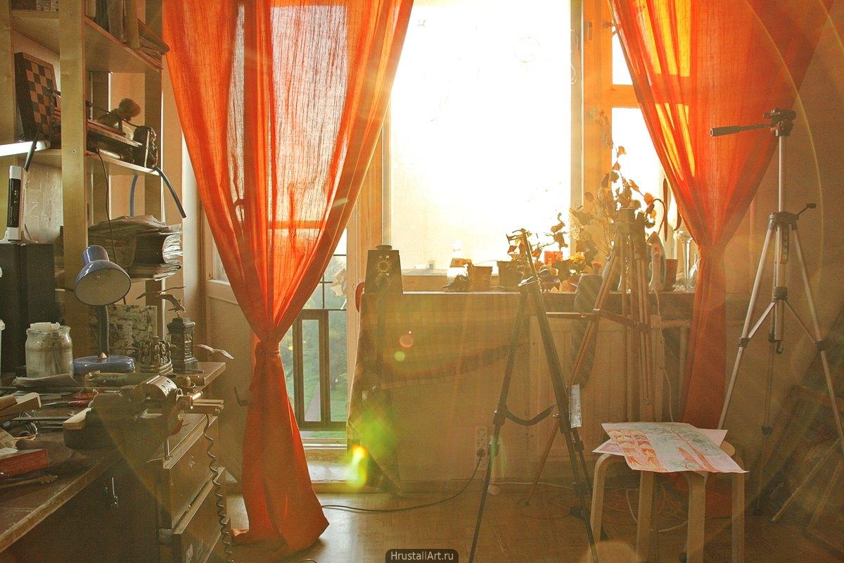 В доме художников