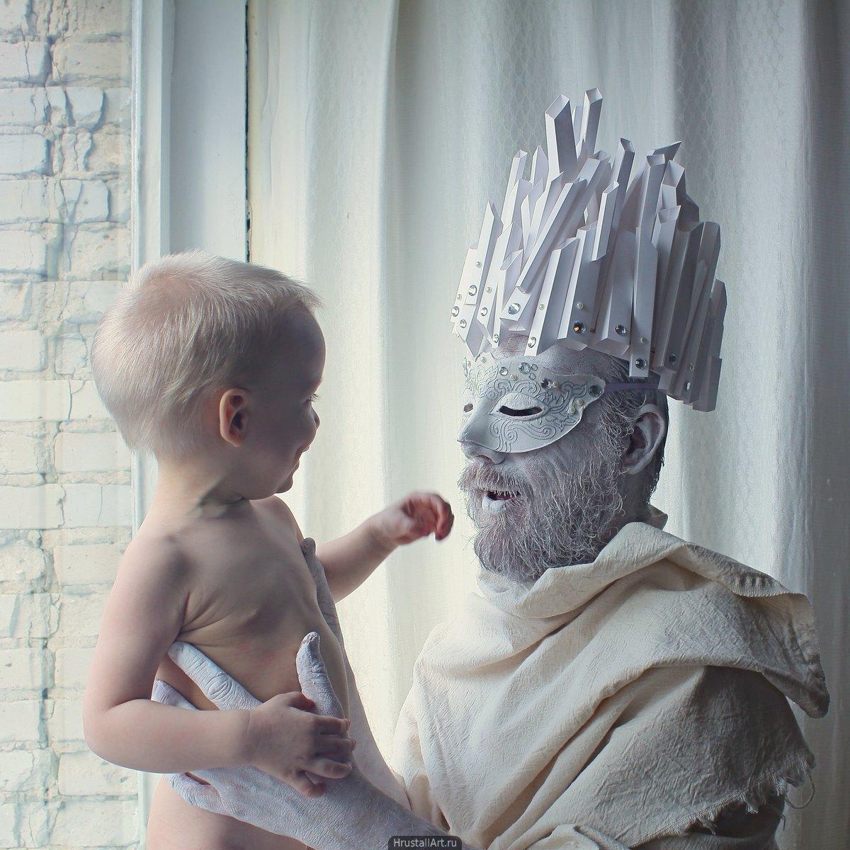Ребёнок Белого