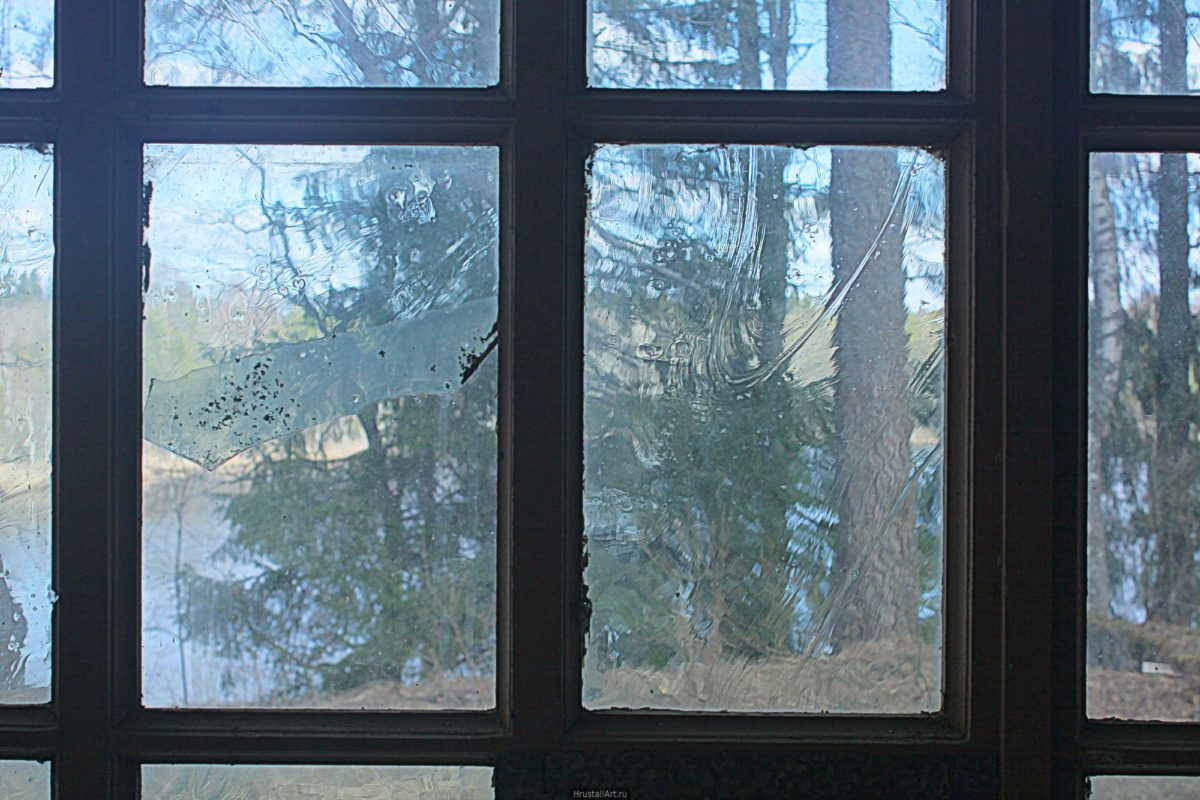 Винтажные стёкла