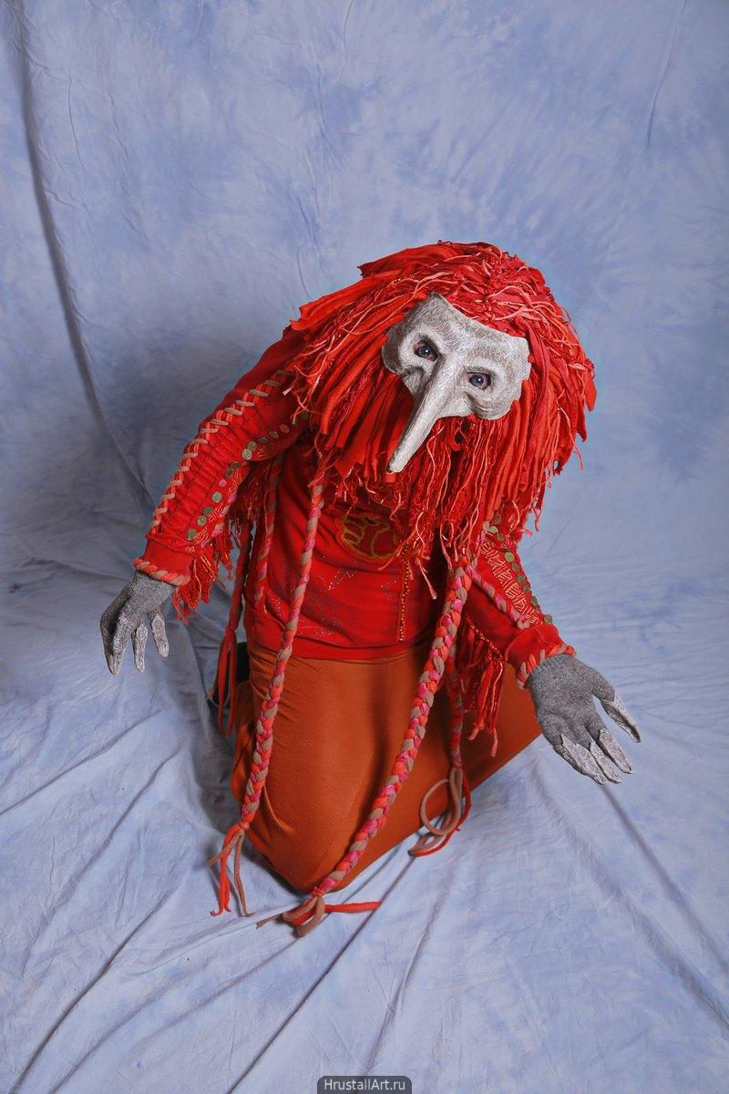 Красный петух