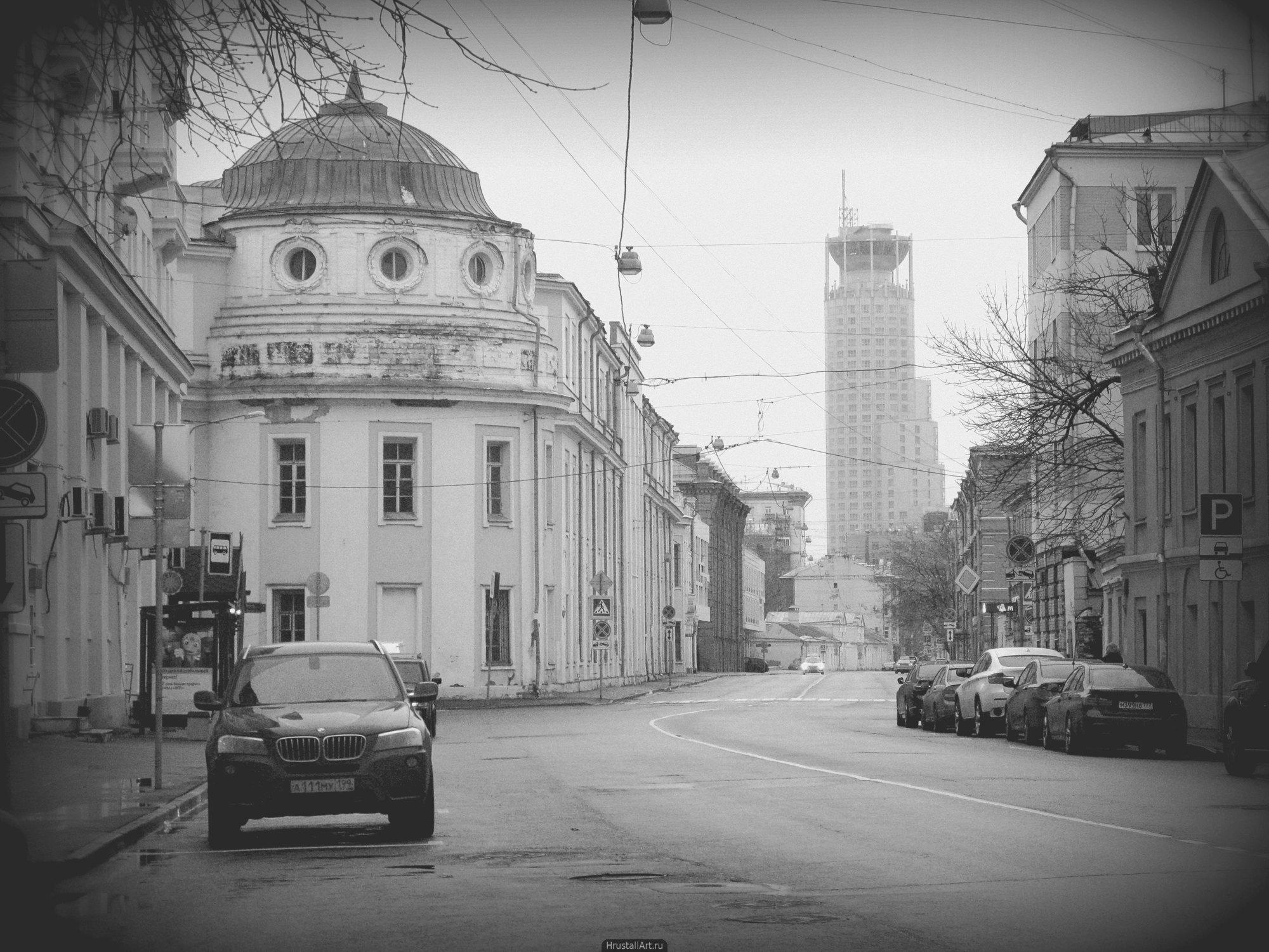 Архитектура старая и новая