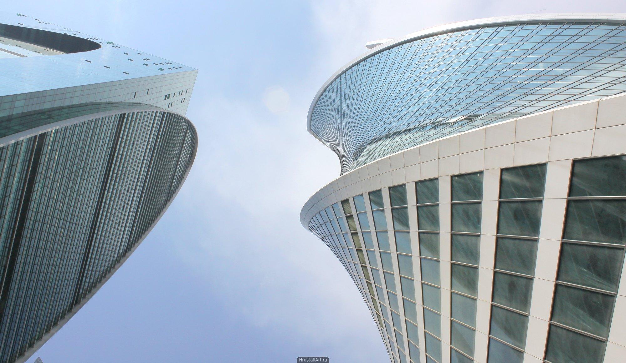 Башни Федерация и Эволюция